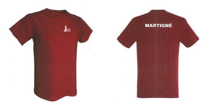 Tee shirts 5 petit