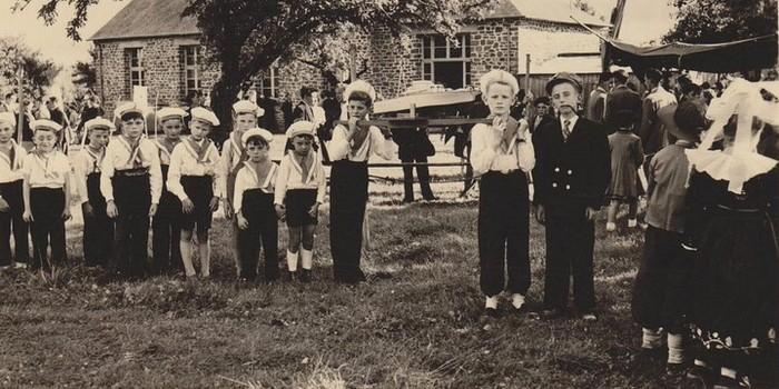 1 ecole notre dame kermesse ann es 1950 60