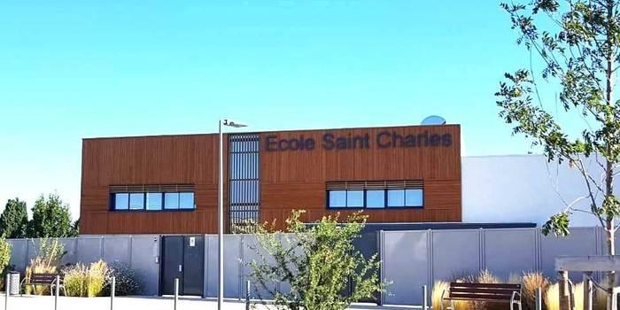 Ecole saint charles le 16 07 2020