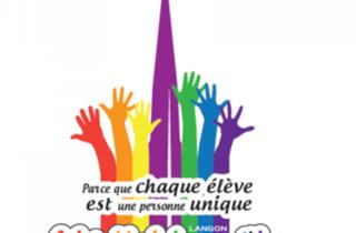 Langon logo
