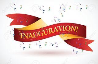 Contrepartie inauguration